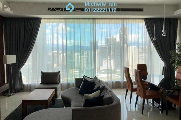 For Sale Serviced Residence at Vipod Suites, KLCC Freehold Fully Furnished 2R/2B 2.8m