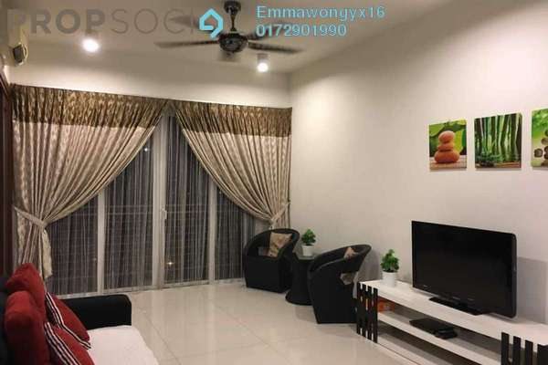 Condominium For Sale in The Northshore Gardens, Desa ParkCity Freehold Fully Furnished 1R/1B 900k