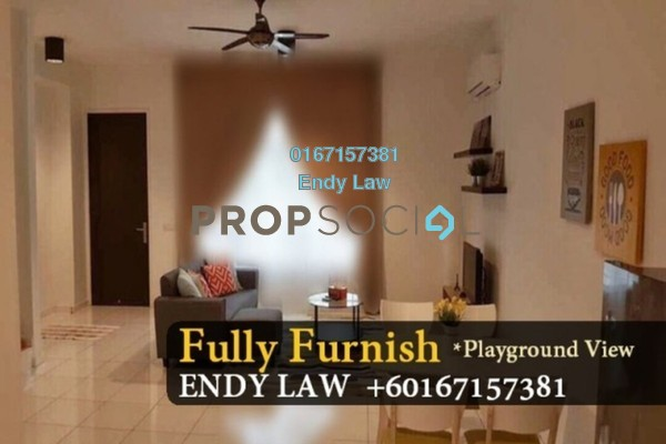 Terrace For Sale in Setia Eco Park, Setia Alam Freehold fully_furnished 4R/3B 588k