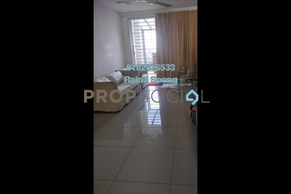 Condominium For Rent in Suasana Lumayan, Bandar Sri Permaisuri Freehold Fully Furnished 4R/2B 1.8k