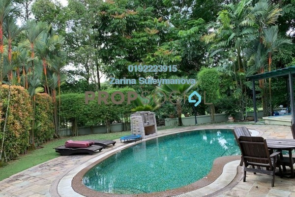 Bungalow For Rent in Valencia, Sungai Buloh Freehold Semi Furnished 6R/6B 12k
