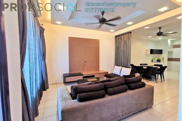 Terrace For Sale in Taman Desa Tebrau, Tebrau Freehold Fully Furnished 4R/3B 708k