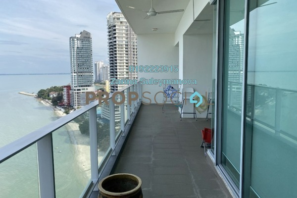 Condominium For Sale in Springtide Residences, Tanjung Bungah Freehold Fully Furnished 5R/5B 3.8m