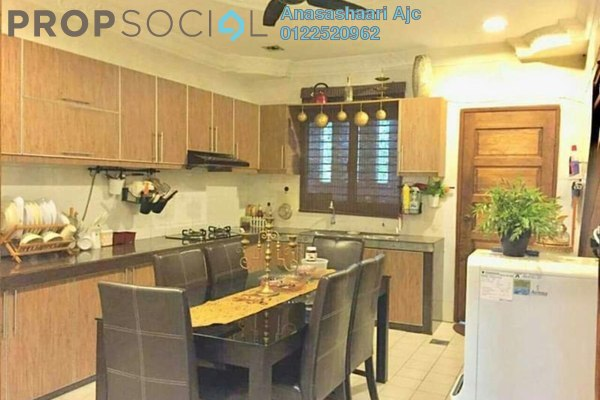 Terrace For Sale in Taman Mutiara Subang, Subang Freehold Semi Furnished 4R/3B 575k