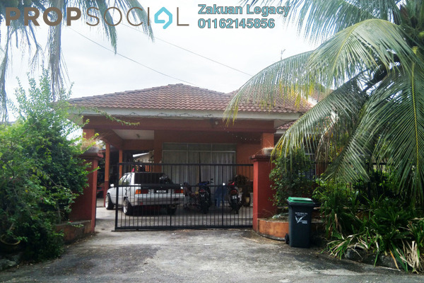 Semi-Detached For Sale in Taman Sinar Mentari, Bedong Freehold Unfurnished 3R/2B 250k