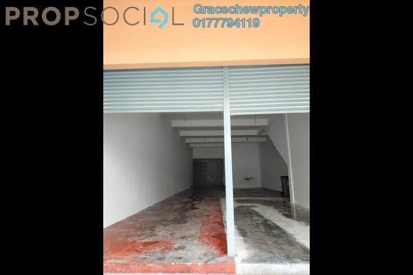Shop For Rent in Setia Indah, Tebrau Freehold Unfurnished 0R/2B 2.8k