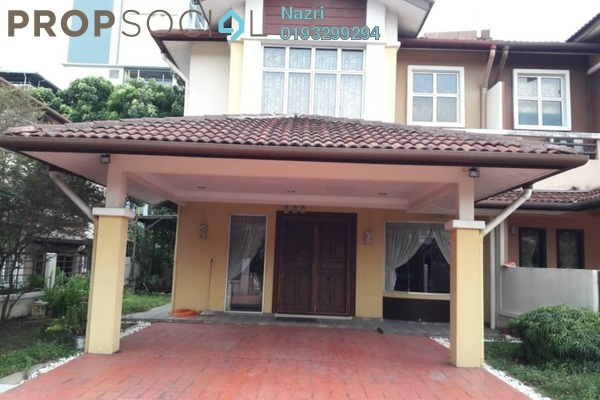Bungalow For Rent in Section 7, Shah Alam Freehold Fully Furnished 5R/4B 4.5k