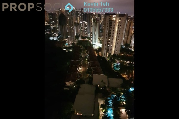 For Rent Condominium at Kiaramas Ayuria, Mont Kiara Freehold Fully Furnished 3R/4B 6k