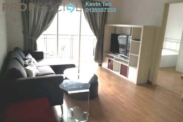 For Rent Condominium at Waldorf Tower, Sri Hartamas Freehold Fully Furnished 2R/2B 3.6k