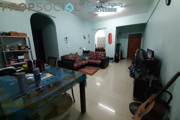 Apartment For Sale in Casmaria Apartment, Batu Caves Freehold Semi Furnished 3R/2B 280k