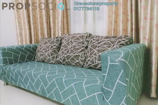 Apartment For Rent in Tebrau City Residences, Tebrau Freehold Fully Furnished 1R/1B 1.15k