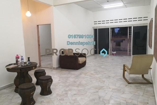 Bungalow For Rent in Taman Daya, Tebrau Freehold Semi Furnished 4R/2B 1.8k