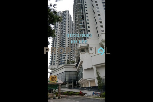 Serviced Residence For Sale in The Link 2 @ Bukit Jalil, Bukit Jalil Freehold Fully Furnished 3R/2B 750k