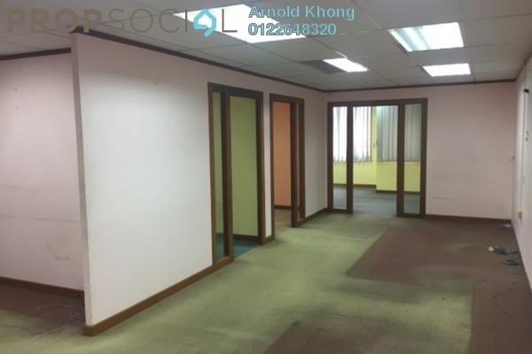 Office For Rent in Kompleks Diamond, Bangi Freehold Semi Furnished 0R/2B 1.6k