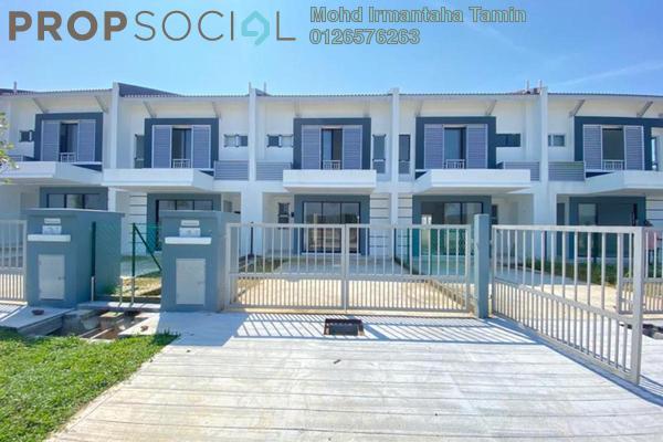 Terrace For Sale in Rafflesia @ Bernam Jaya, Kerling Leasehold Unfurnished 4R/3B 382k