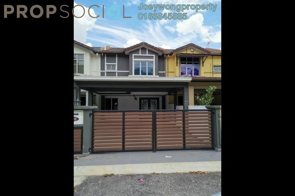 Terrace For Rent in Putra Bahagia, Putra Heights Freehold Semi Furnished 4R/3B 1.8k