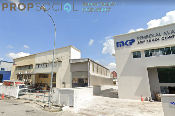Factory For Rent in Taman Bukit Permai, Cheras Freehold Unfurnished 5R/4B 11.8k