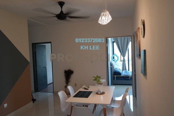 Serviced Residence For Sale in The Link 2 @ Bukit Jalil, Bukit Jalil Freehold Fully Furnished 3R/0B 850k