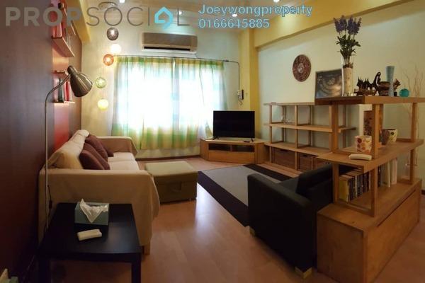 Condominium For Rent in Menara Seputih, Seputeh Freehold Semi Furnished 2R/1B 1.8k