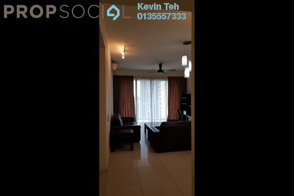 For Rent Condominium at Kiaramas Ayuria, Mont Kiara Freehold Fully Furnished 3R/3B 4.5k