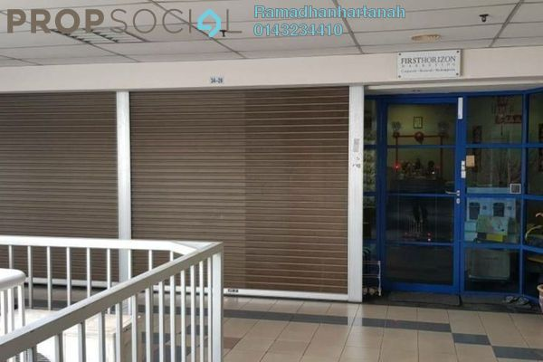 Office For Sale in IOI Business Park, Bandar Puchong Jaya Freehold Semi Furnished 1R/1B 585k