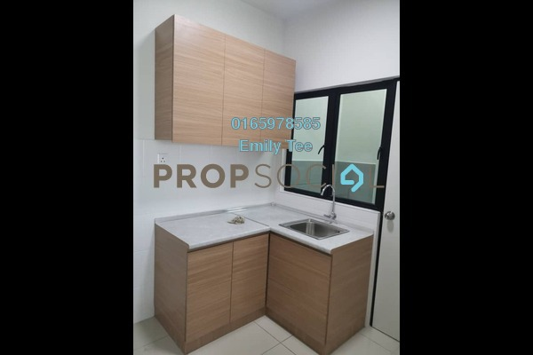 For Rent Condominium at One Maxim, Sentul Freehold Semi Furnished 3R/2B 1.5k