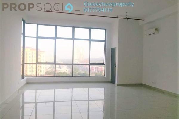 SoHo/Studio For Sale in Austin 18, Tebrau Freehold Semi Furnished 0R/0B 445k