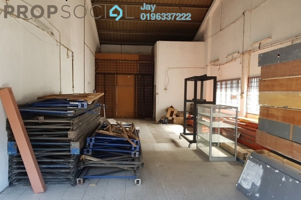 Factory For Rent in BP5, Bandar Bukit Puchong Freehold Semi Furnished 0R/2B 2.7k
