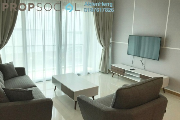 Condominium For Rent in Southern Marina Residences, Puteri Harbour Freehold fully_furnished 2R/2B 3.5k