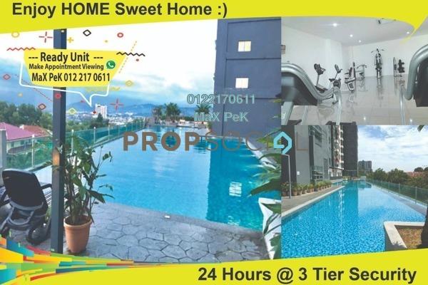 For Rent Condominium at Silk Residence, Bandar Tun Hussein Onn Freehold Unfurnished 3R/2B 1.05k
