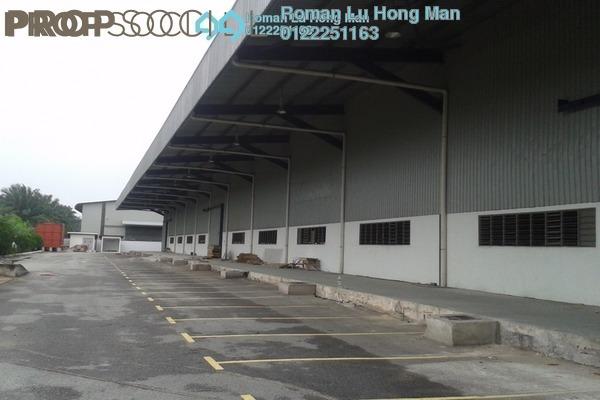 Factory For Rent in Kampung Telok Gong , Port Klang Freehold Unfurnished 1R/10B 148k
