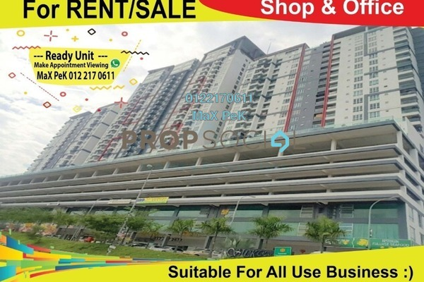 For Rent Office at Silk Residence, Bandar Tun Hussein Onn Freehold Unfurnished 0R/2B 1.8k