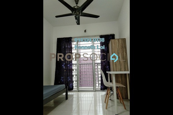 Condominium For Rent in Residensi Jalilmas, Bukit Jalil Freehold Fully Furnished 4R/2B 550translationmissing:en.pricing.unit