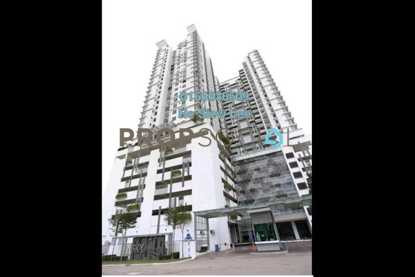 Serviced Residence For Rent in Sky Breeze, Bukit Indah Freehold Semi Furnished 3R/2B 1.4k