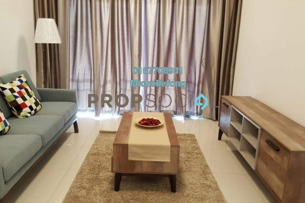 Condominium For Rent in Teega, Puteri Harbour Freehold Fully Furnished 1R/1B 1.35k