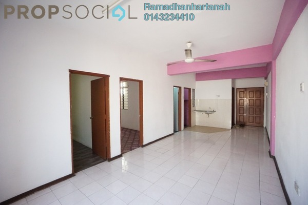 Apartment For Sale in Perdana Villa Apartment, Klang Freehold Unfurnished 3R/2B 160k