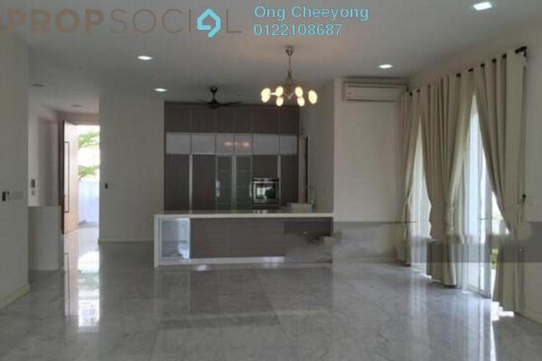 Villa For Rent in Villa Serene Kiara, Mont Kiara Freehold Semi Furnished 4R/5B 10k