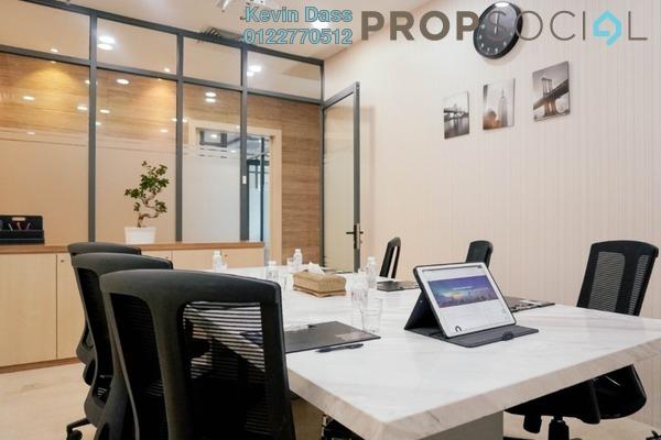 For Rent Office at Menara Bangkok Bank, KLCC Freehold Fully Furnished 0R/0B 20k