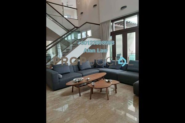 Bungalow For Sale in Kiara Hills, Mont Kiara Freehold Semi Furnished 5R/5B 6.5m