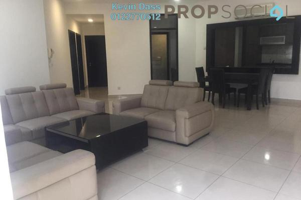 Condominium For Rent in Hartamas Regency 2, Dutamas Freehold Fully Furnished 4R/3B 4.3k