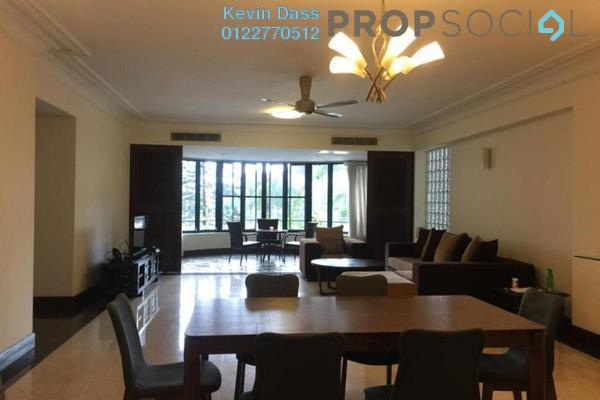 For Rent Condominium at Regency Tower, Bukit Ceylon Freehold Fully Furnished 4R/3B 6k
