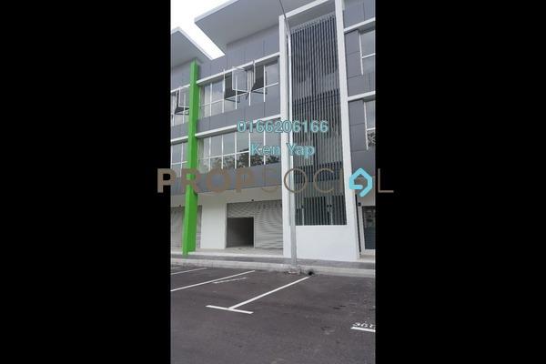 Shop For Rent in Bandar Puteri Bangi, Kajang Freehold Unfurnished 0R/2B 3k