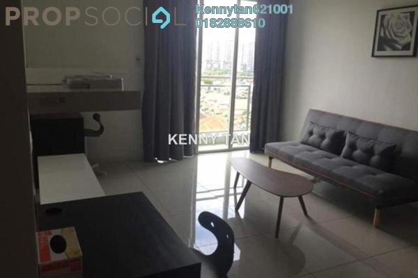 Condominium For Sale in Sunway GEO Residences, Bandar Sunway Freehold Fully Furnished 2R/2B 910k