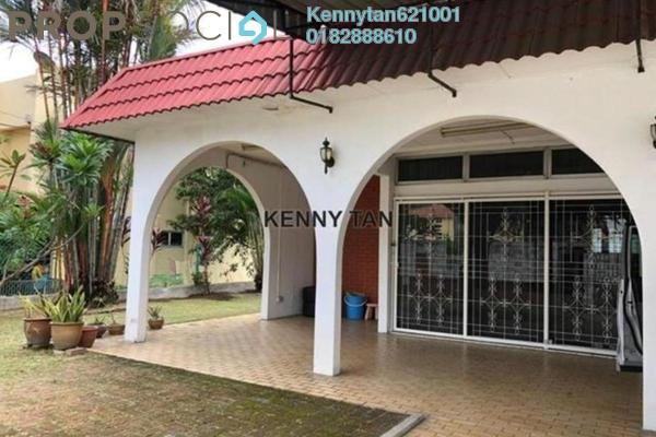 Terrace For Sale in SS14, Subang Jaya Freehold Semi Furnished 5R/3B 1.29m