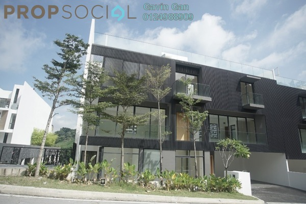 Superlink For Rent in Empire Residence, Damansara Perdana Freehold Fully Furnished 5R/6B 7.7k