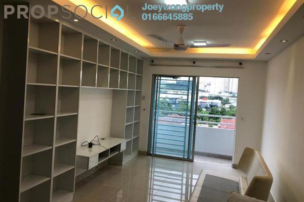 Condominium For Rent in Kinrara Mas, Bukit Jalil Freehold Semi Furnished 3R/2B 1.6k