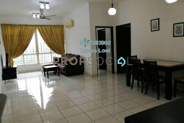 Serviced Residence For Sale in Casa Tiara, Subang Jaya Freehold Fully Furnished 3R/2B 490k