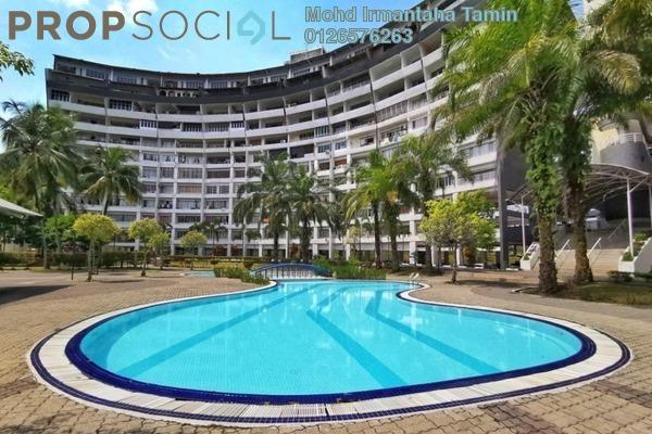Condominium For Sale in Sinaran Ukay, Bukit Antarabangsa Leasehold Semi Furnished 3R/2B 280k