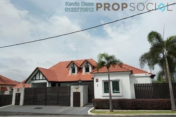 Bungalow For Rent in Taman SA, Bangsar Freehold Semi Furnished 9R/5B 40k