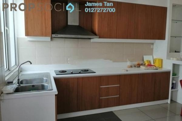 Serviced Residence For Rent in Maple Residences, Bandar Bestari Freehold Unfurnished 3R/2B 1k